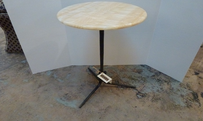Area Houston Antiques Amp Furniture Round Side Table With