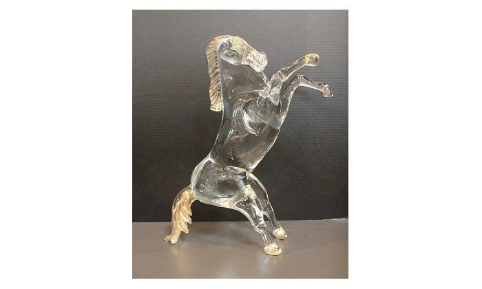 murano horse
