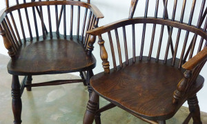 19th Century Windsor chairs