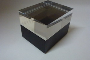 Vintage lucite Abrizzi Box