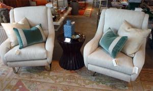 1970's Italian Chrome Chairs