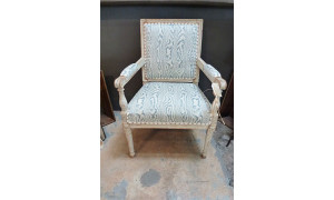 French Directoire Chair