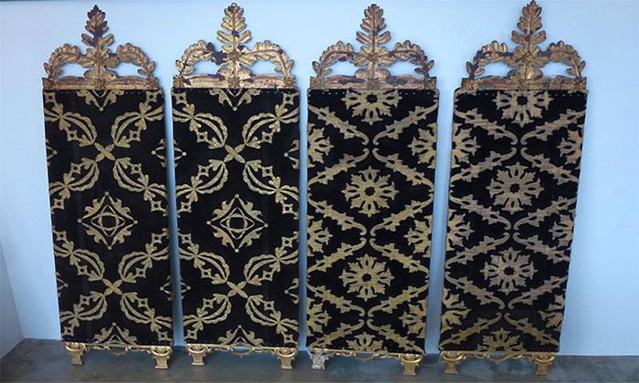 18th century Portuguesse panels