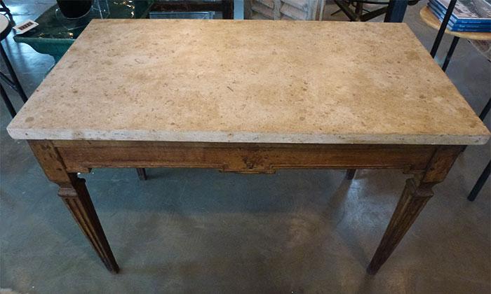 18th c. Italian Antique Table